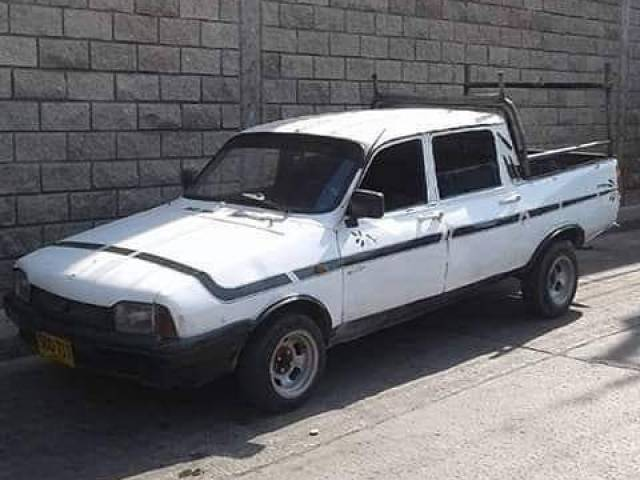 Dacia 1.995 PICK UP $5.000.000
