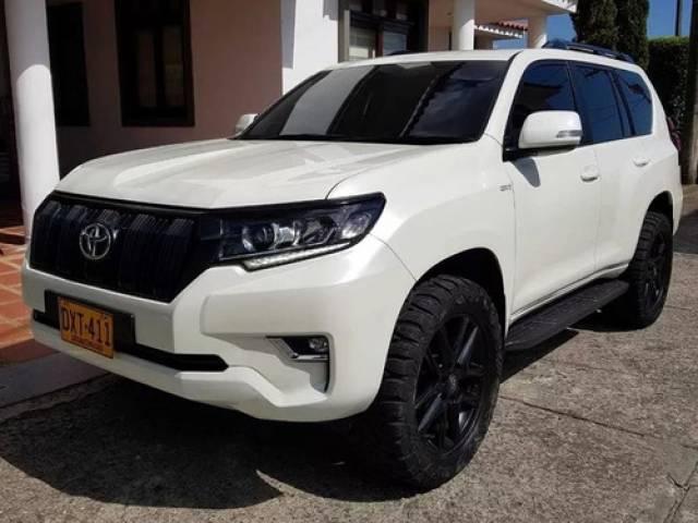 Toyota Prado TOYOTA TXL 2 2019 blanco $220.000.000