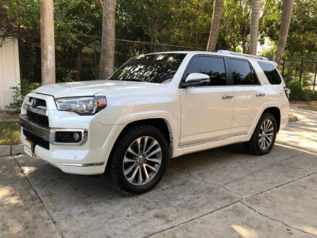 Toyota 4Runner TOYOTA 4 RUNNER Limited blindado nivel III 2018 Station Wagon gasolina Barranquilla
