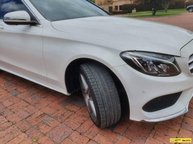 Mercedes-Benz Clase C C C250 2.0cc TP AA 2016 30.600 kilómetros 2000 Usaquén