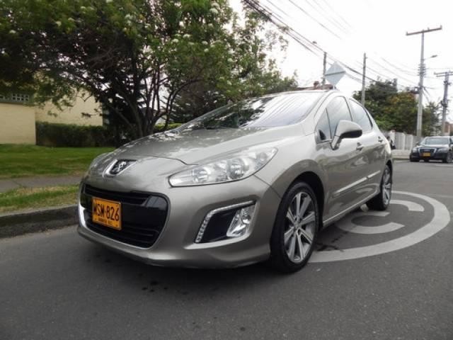 Peugeot 308 1.6 T MT 5P Hatchback 90.000 kilómetros gasolina $31.900.000