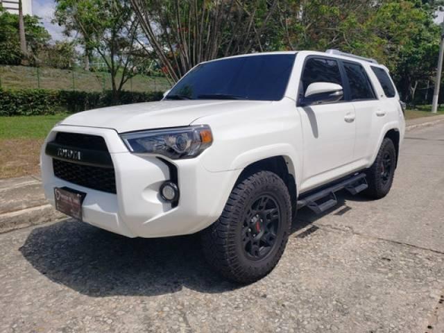 Toyota 4Runner 4RUNNER 4WD XP TRD usado 5.200 kilómetros Barranquilla