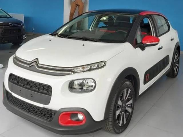 Citroën C3 C3 SHINE AT 1.2 TURBO Hatchback automático gasolina Suba