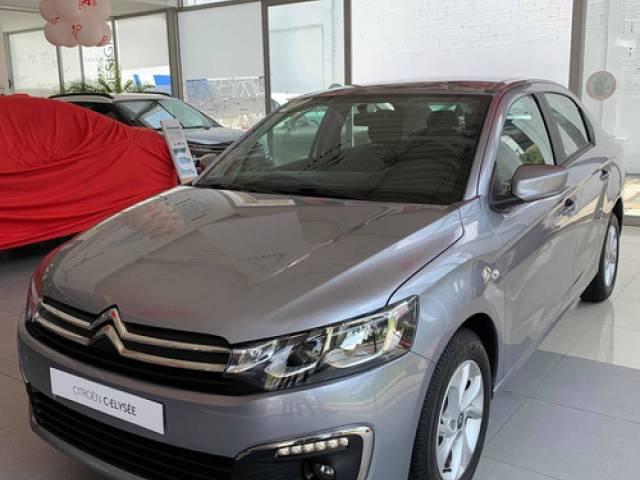 Citroën C-Elysée FEEL gasolina 4x2 $49.990.000