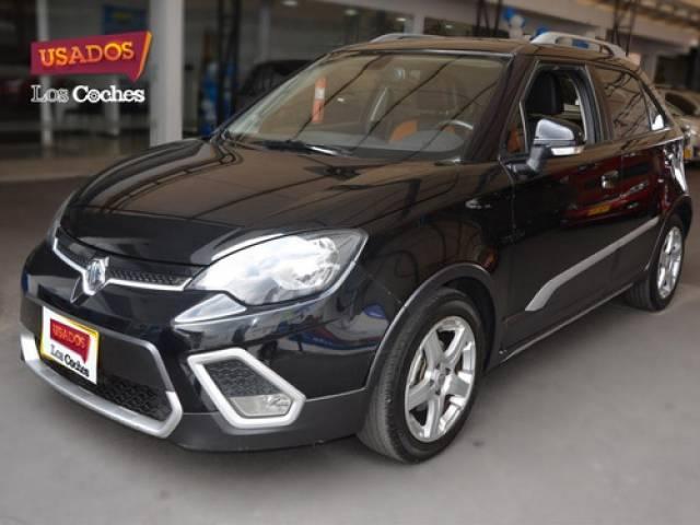 MG MG 3 3 CROSS 1.5 DELUXE AUT 5P FE Hatchback gasolina 4x2 $25.900.000