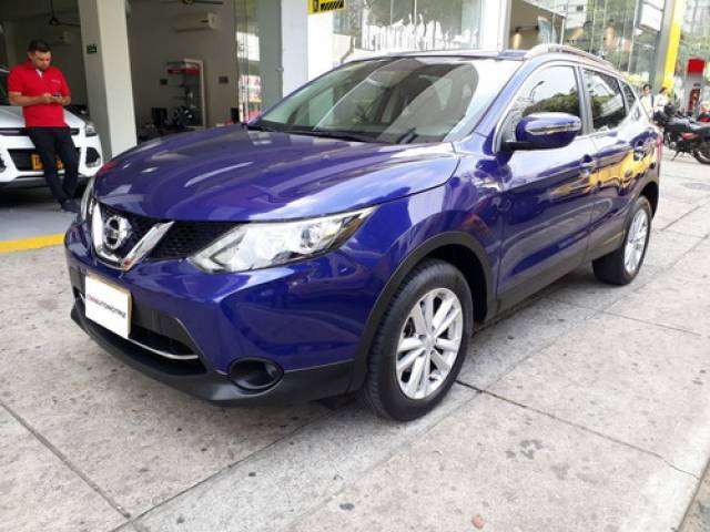 Nissan Qashqai Advance Mecanica 2016 $60.600.000