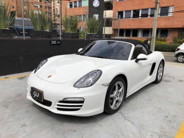 Porsche Boxster s usado gasolina Chapinero