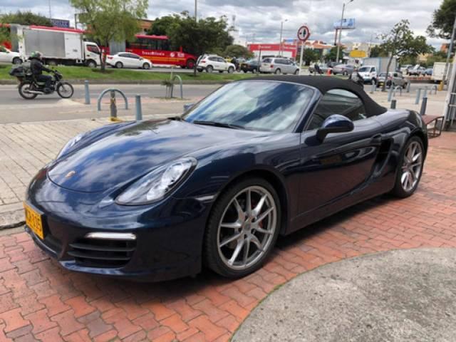 Porsche Boxster S 2013 7.000 kilómetros gasolina $239.900.000