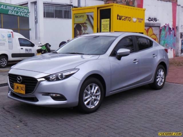 Mazda Mazda 3 2.0 Mt 2018 dirección hidráulica gasolina $55.000.000