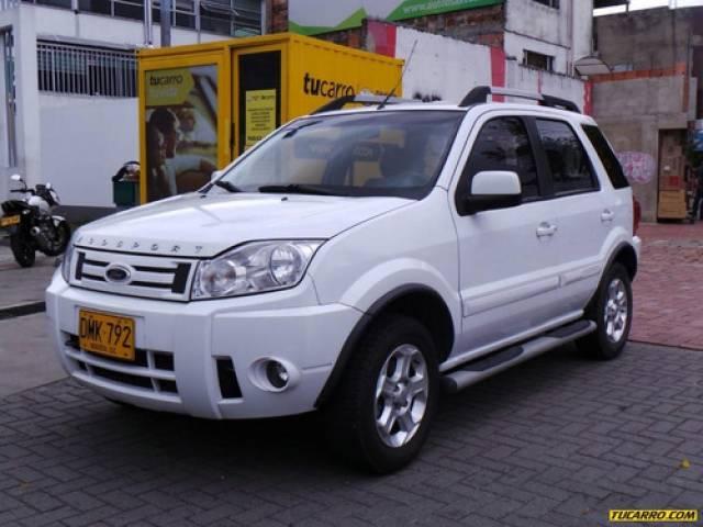 Ford Ecosport 2.0 At usado automático $29.500.000