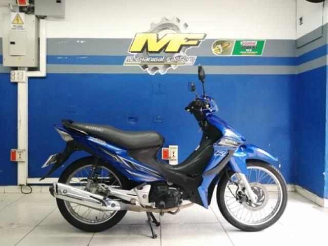Suzuki VIVA R STYLE 21.125 kilómetros 4 tiempos Sabaneta