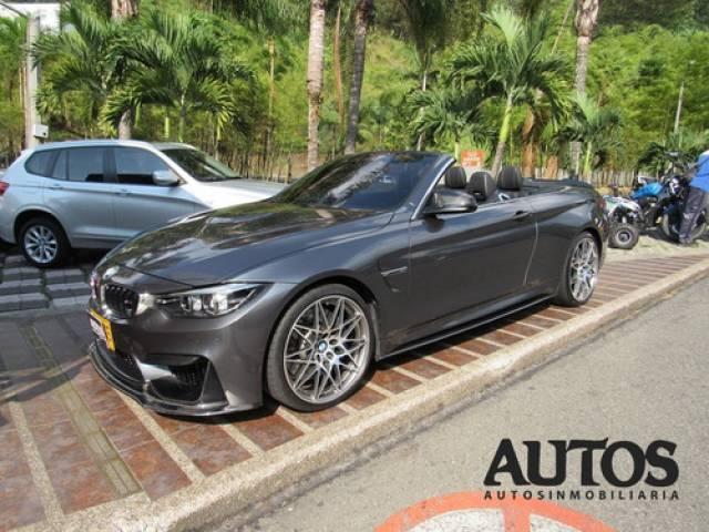 BMW M 4 Cabriolet AUT SEC kit performance Cc3000 3.000 kilómetros automático $298.000.000