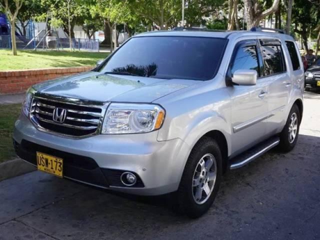 Honda Pilot EXL 4x4 Camioneta 45.000 kilómetros Barranquilla